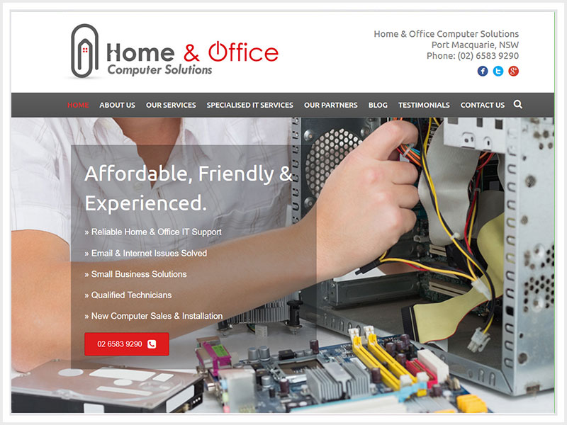 "Home & Office Solutions <br><a href=""http://www.homeandoffice.com.au/"" target=""_blank"">Visit Website >></a>"